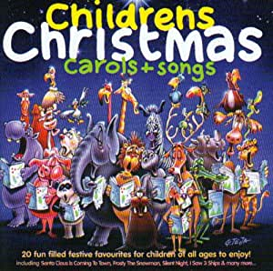 Childrens Christmas Carols + Songs: Amazon.co.uk: Music