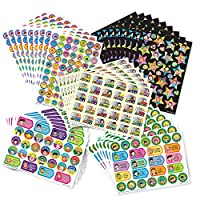 C.S. Kids Bumper Pack of EYFS Stickers (Pack of 1549)