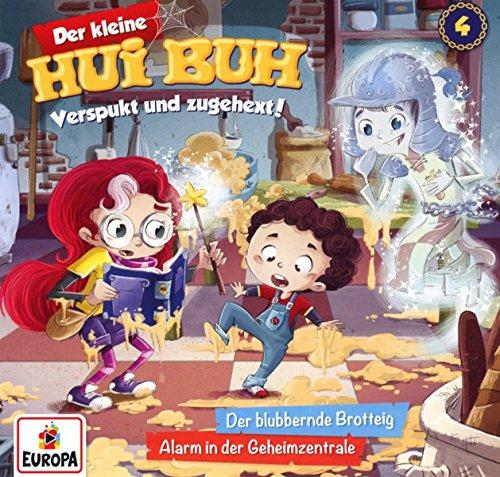 Der kleine Hui Buh (4) Der blubbernde Brotteig / Alarm in der Geheimzentrale - Europa 2017