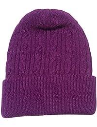 Graceway Unisex Skull Cap (9C3, Purple)
