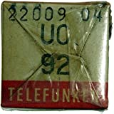 Radio Tube uc92Telefunken OVP id14321