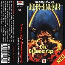 Geisterjäger John Sinclair - Folge 9: Das Dämonenauge [Musikkassette]