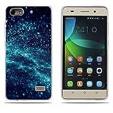 DIKAS Handyhülle für Huawei Honor 4C, Hülle für Huawei G Play Mini, TPU Softcase Silikon Tasche Anti-Scratch Telefon-Kasten Handyhülle Handycover für Huawei Honor 4C / Huawei G Play Mini- Pic: 04