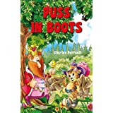 Puss in Boots. An Illustrated Classic Tale for Kids by Charles Perrault (Excellent for Bedtime & Young Readers) (English Edition)