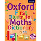 Oxford First Illustrated Maths DIC PB (Oxford Dictionary)
