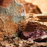 Mineral Puder Makeup Rouge – Vegan 100% natürlich BF2 Shade Make Up Blush für alle Hauttypen und langanhaltende Resultate – In einer 9g Dose -