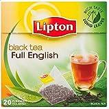 4 x 20 Lipton schwarztee Full Englisch