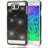 NALIA Coque Protection pour Samsung Galaxy Alpha, Ultra-Fine Glitter Housse...