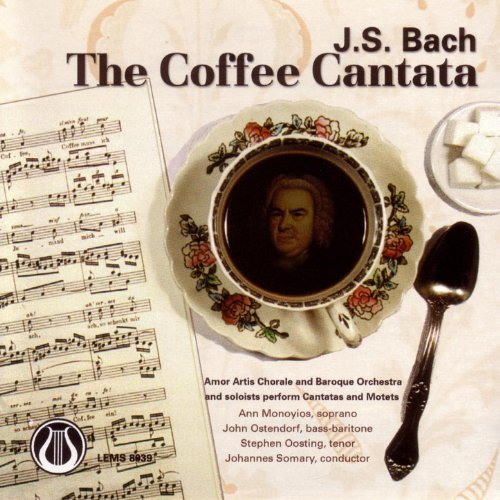 "Cantata #211 (Coffee Cantata): Air: ""Madchen"""
