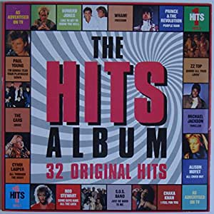 The Hits Album 32 Original Hits [Vinyl LP]