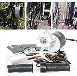 L-faster 24V36V 350W Elektromotor Kit Elektroroller Conversion Kit DIY E-Bike SELBST GEMACHT...