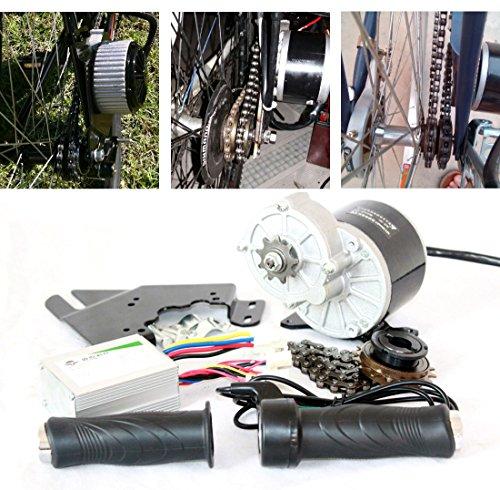 L-faster 24V36V 350W Elektromotor Kit Elektroroller Conversion
