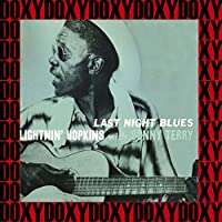 Last Night Blues (feat. Sonny Terry) [Hd Remastered, Restored Edition, Doxy Collection]