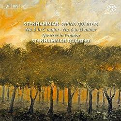 Streichquartette Nr. 5 + 6, Vol. 2