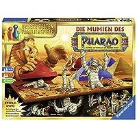 Ravensburger-26752-Die-Mumien-des-Pharao-Familienspiel Ravensburger Spiele 26752 – Die Mumien des Pharao -