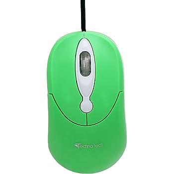 Technotech Usb Optical Mouse TT-A05 (Green)