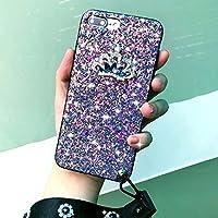 iPhone 6S Plus Hülle,iPhone 6 Plus Hülle,SainCat 3D Glitzer Crown TPU Schutz Handy Hülle Bling Sparkle Glänzend... preisvergleich bei billige-tabletten.eu
