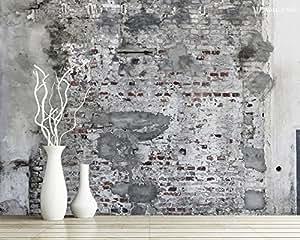 exclusif xxl papier peint imitation pierre beau papier peint repr sentant un mur en pierre. Black Bedroom Furniture Sets. Home Design Ideas