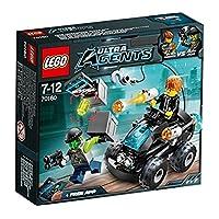 LEGO Agents 70160: Riverside Raid