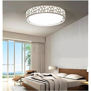 La lampada da soffitto di camera da letto camera plafoniera circolare semplice e moderno della - Letto circolare ...