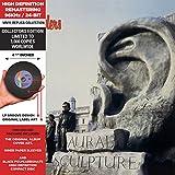Aural Sculpture - Cardboard Sleeve - High-Definition CD Deluxe Vinyl Replica