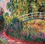 Claude Monet Titel: Japanische Brücke im Garten von Giverny