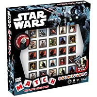 Star Wars Top Trumps Match Cube Game