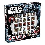 MATCH Star Wars - das strategische Würfelspiel mit den Helden und Schurken der Galaxis - Yoda, R2-D2, Luke Skywalker