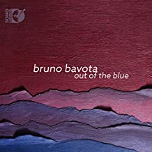 Bavota:Out Of The Blue [Bruno Bavota] [SONO LUMINUS: DSL-92206]