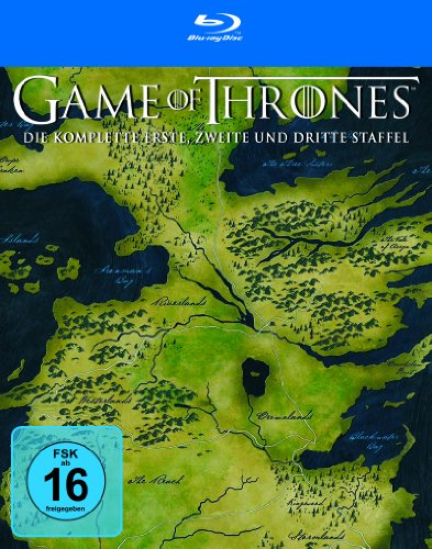 Staffel 1-3 (exklusiv bei Amazon.de) [Blu-ray]