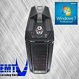EMTech Gaming Corps 1151 Extreme V1 | ASUS Maximus VIII Hero Mainboard | Intel Core I7 6700 | XFX Radeon R9 380X 4GB | 16GB DDR4 3200 | 1TB HDD + 120 GB SSD | 750W 80+ Gold Thermaltake PSU ( Windows 7 Professional)