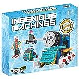 Roboter Set für Kinder - Roboter zum Zusammenbauen - Ingenious Machines Bausatz für ferngesteuertes Spielzeug - TG632 Toller und unterhaltsamer Bausatz & Konstruktionsspielzeug von Toy by ThinkGizmos markenrechtlich geschützt (alle Batterien enthalten).