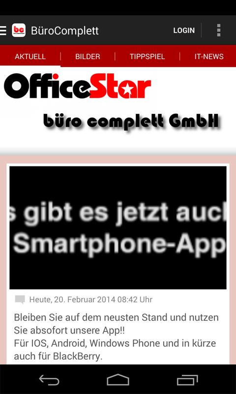 OfficeStar büro...