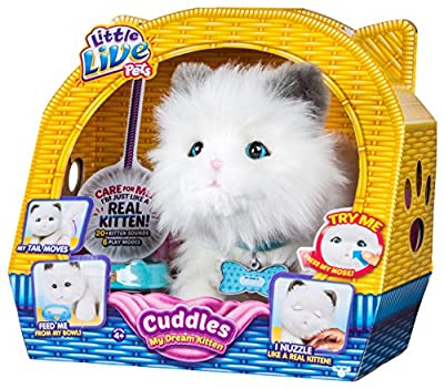 Little Live Pets 28330 My Dream Kitten Toy