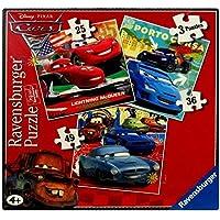 Ravensburger Disney Cars 2Puzzle (Box Of 3)