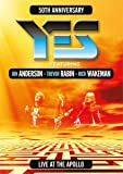 Yes - 50th Anniversary Live at the Apollo [Import italien]