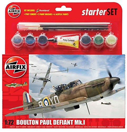 airfix-1-72-escala-boulton-paul-defiant-mk-1-starter-set-modelo-kit