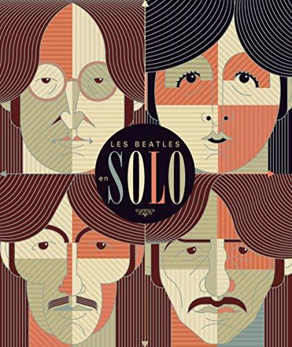 Les Beatles en solo. coffret 4 volumes