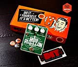 diypedalgearparts Kit Big Muff Green Russian réplique