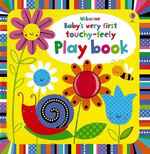 Babys Very First Touchy-Feely Playbook por Fiona Watt