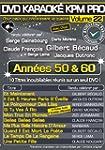 DVD Karaok� KPM Pro Vol. 22 Les Ann�e...