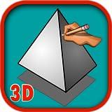 Comment dessiner 3D étape par étape...