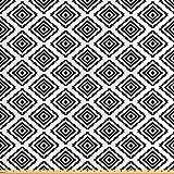 ABAKUHAUS Geometrisch Stoff als Meterware, Aztekisches