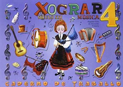 Século, Xograr, música, 4 Educación Primaria. Caderno de exercicios