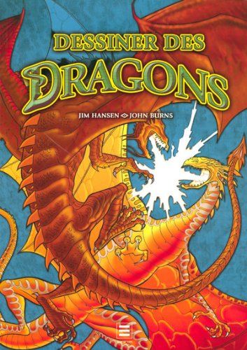 Drawing: dragons - ev por ONBEKEND