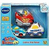Vtech - A1303731 - Jouet De Premier Âge - Coffret Trio - Véhicules Tut Tut Bolide