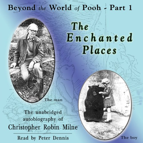 The Enchanted Places  Audiolibri