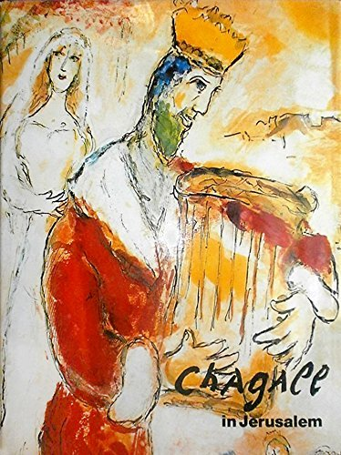 Chagall in Jerusalem by Marc Chagall (1983-08-02)