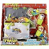 The Trash Pack Dunkin Dumpster