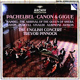Pachelbel: Canon And Gigue In D Major, P 37 - 1. Canon